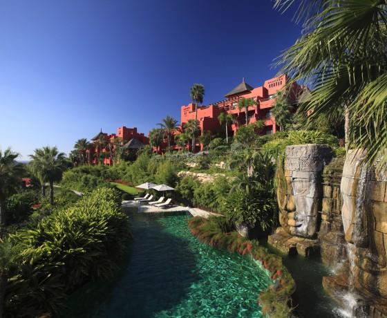 Spanien Costa Blanca Golfreise Barcelo Asia Gardens