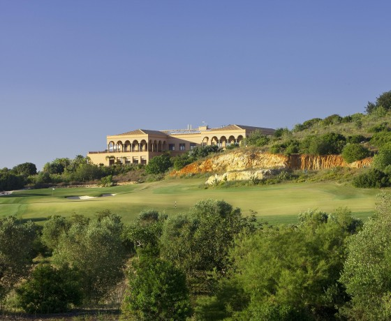 Portugal Algarve Amendoeira Golf Hotel Golfreise