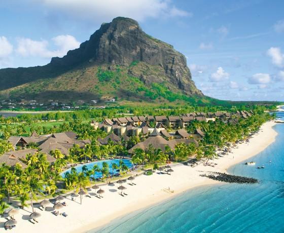 Beachcomber Le Paradis Hotel & Golf Club Golfreise Mauritius