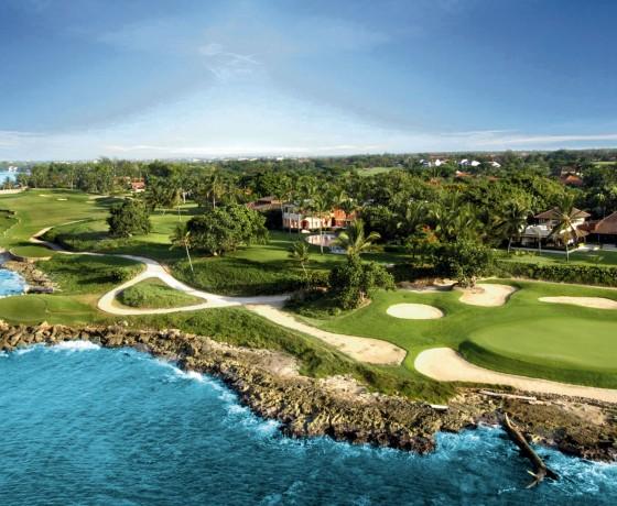 Casa do Campo Dominikanische Republik Golfreise