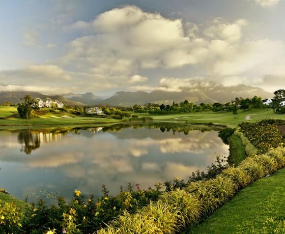 Südafrika Golfreise Fancourt Hotel & Manour House