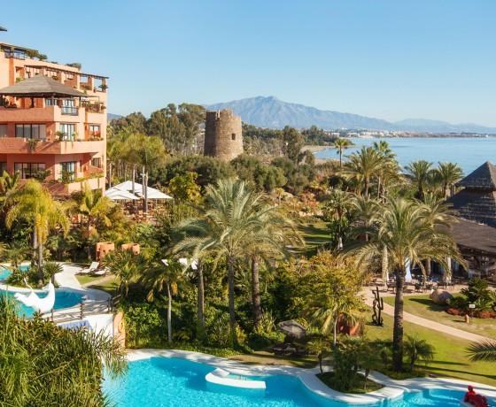 Kempinski Bahia Estepona Golfreise Spanien Costa del Sol