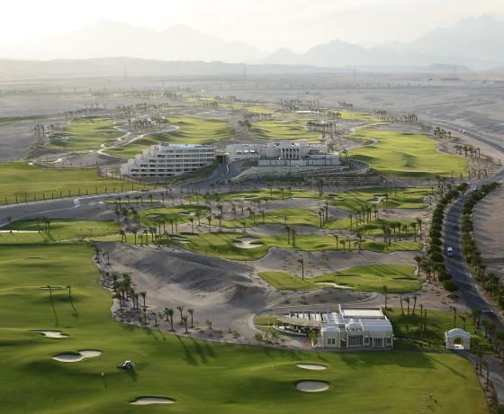 Golf Resort Ägypten
