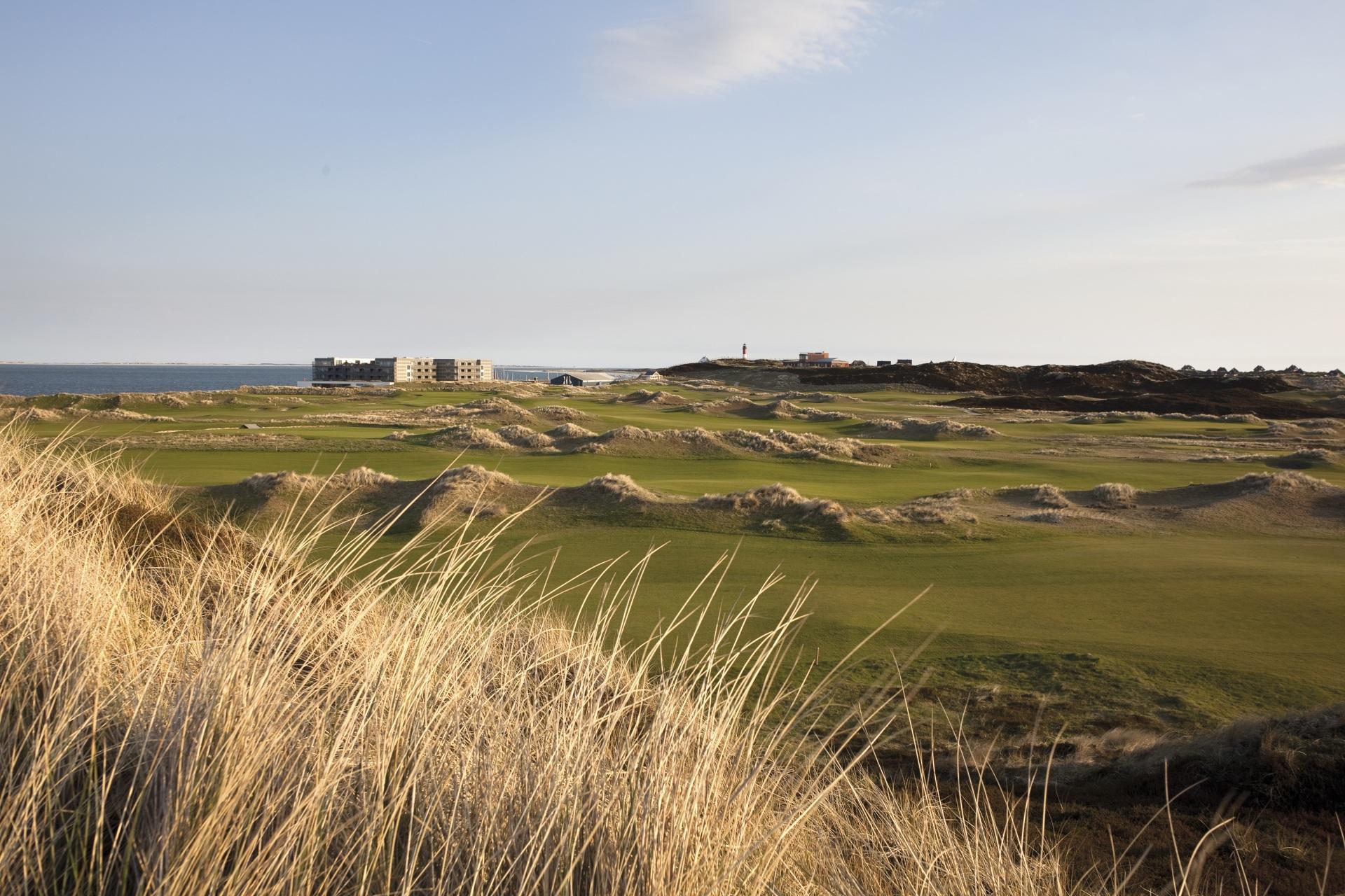 BUDERSAND Hotel-Golf & Spa-Sylt - www.faszination-golf-reisen.de