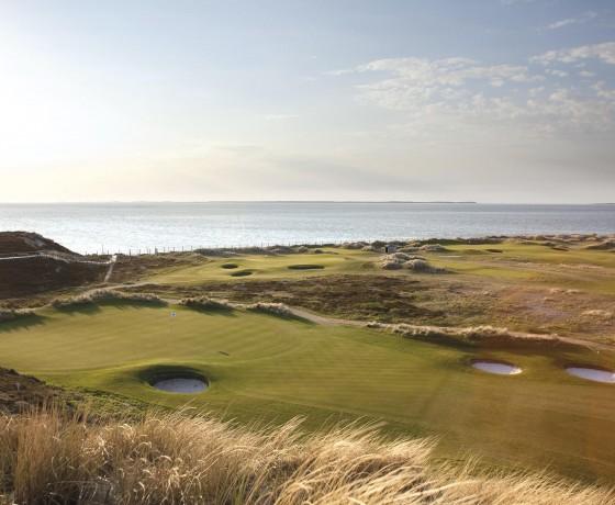 Golfhotel Budersand Golfplatz Hotel am Meer
